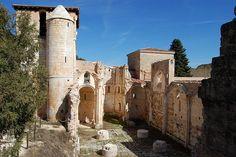 Efimerata: las ruinas de San Pedro de Arlanza