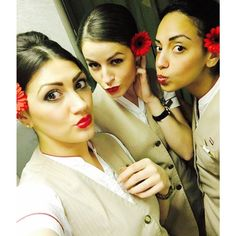 Raissa on Instagram: Going through my gallery photos and I found this one... Wish I could fly with these gorgeous ladies countless times  Going through my gallery photos and I found this one... Wish I could fly with these gorgeous ladies countless times  #TheyAreBeautifulInsideandOut #makemehappy #cabincrew #ladies #crewfie #strikeapose #emiratescrew #doyoutravel #crewlife #lyon #flowers #saudade by raissa_hlvty Source by crewiser #crewiser #instacrewiser by crewiser.com