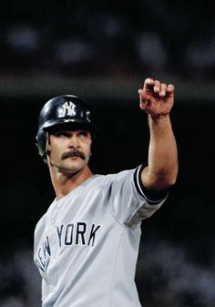 Don Mattingly, also known as Donnie Baseball, was the New York Yankees first baseman from 1982-1995. The six-time All-Star won nine Gold Gloves, three Silver Sluggers, and was the 1985 AL MVP.