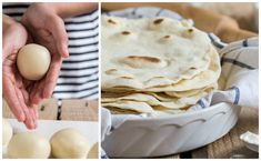 Tortilla - lipie mexicană (vegan / de post) Tortilla, Dairy, Cheese, Food, Food Cakes, Essen, Yemek, Meals