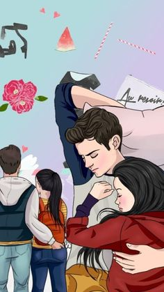Lara Jean, Movie Couples, Cute Couples, I Still Love You, I Fall In Love, Joker Y Harley Quinn, Life Quotes Wallpaper, Jean Peters, Drawings Pinterest