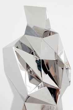 Xavier Veilhan Abstract Sculpture, Sculpture Art, Xavier Veilhan, Silver Trumpet, Art Thou, Contemporary Sculpture, Atrium, Mirror Mirror, Figurative Art