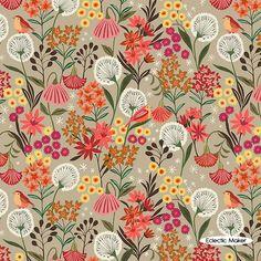 Brie Harrison Suffolk Garden fabric