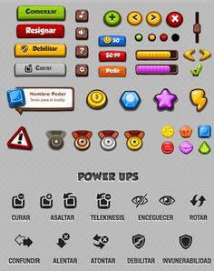 Molums - Game by Sabrina Torchiana, via Behance