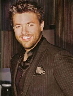 Chris Young Mmmm, mmmm! The only man I'd leave my hubby for!