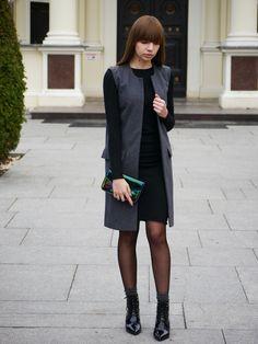 perfect woolen vest