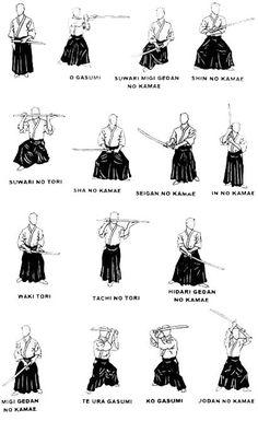 sword techniques