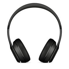 Cheap Beats Solo 3 Wireless On-Ear Headphones – Gloss Black (Certified Refurbished) Wireless Headphones For Running, Iphone Headphones, Beats Headphones, In Ear Headphones, Sports Headphones, Beats Solo, Top Tech Gifts, Cheap Beats, 40 Rocks