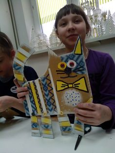 Home Crafts, Crafts For Kids, Arts And Crafts, Cardboard Crafts, Paper Crafts, Easter Wreaths, Animal Crafts, Art Lesson Plans, Recycled Art
