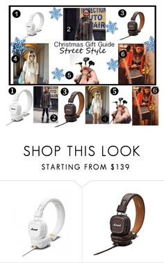 """""""Gift Guide - Street Style"""" by experienceheadphones on Polyvore"""