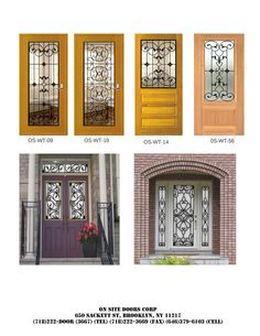 Wrought Iron Doors Custom Doors And Architectural Products