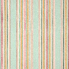 Burlington Club Stripes Fabric | Linwood Fabrics