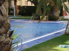Outdoor pool at Terramar
