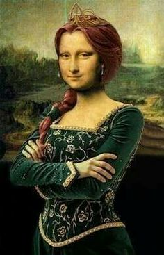 Lisa Gherardini, Mona Friends, Cool Pictures, Funny Pictures, La Madone, Mona Lisa Parody, Mona Lisa Smile, Instagram Story Filters, 6th Grade Art