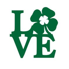 Digital Cutting File SVG: Shamrock Love by SweetAftonPaperHouse Saint Patricks Day Art, Irish Restaurants, St Patrick Day Shirts, Cricut Explore Air, Scroll Saw Patterns, Luck Of The Irish, Silhouette Design, Images, Crafts