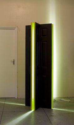 Nathaniel Rackowe. Light art installation Love art installation light decor design travel living inspiration beautiful | Stories by Joseph Radhik