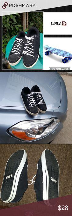 Circa skate shoes 9.5 Worn very briefly. No original box. True to size. Circa Shoes