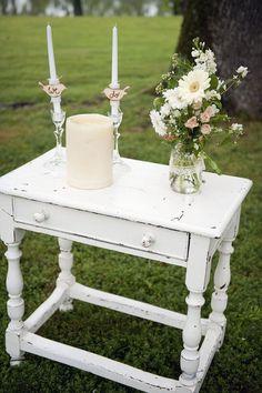 creative unity candle table | visit pinterest com