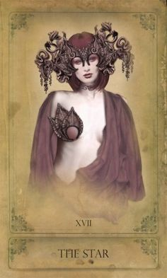 The Sepia Stains #Tarot- The Star