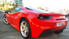 Rent Ferrari 488 GTB in Dubai from X Car Rental. Best Ferrari Hire Price in United Arab Emirates. Dubai Rent, Dubai Uae, Sports Car Rental, Pickup And Delivery Service, Dubai Airport, 488 Gtb, Ferrari California, X Car, Ferrari 488