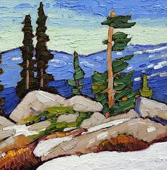 A collection of Paintings by Canadian Painter Nicholas Bott. Canadian Art, Landscape Paintings, Illustrations And Posters, Canadian Artists, Nature Art, Painting Inspiration, Painting, Landscape Art, Landscape Drawings