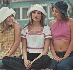 May 1973. 'Whatever you'll be doing come summertime, you'll need lots of easy-living clothes.'