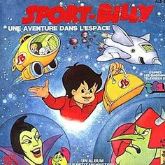 Sport Billy is a 1979 animated television cartoon made by Filmation Associates, initially for broadcast in Germany. In Filmation carried the. 80s Kids, Kids Tv, Vintage Soul, Vintage Books, Vintage Items, Sport Billy, Retro Images, Saturday Morning Cartoons, 90s Nostalgia