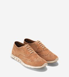 ZerøGrand Wing Oxford  Cole Haan. Kinda want these!