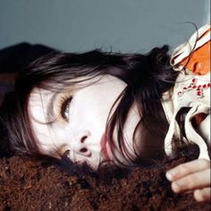 """Bjork/ I was kind of a fan of hers but not a big one. Last summer I saw her movie """"Dancer in the Dark"""". Wow, so great and weird, loved it and now I'm a fan for sure.. Not a big fan of musicals but there are some great ones and this surpasses any I've seen in story line by far."""