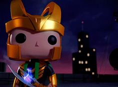 """Iron Man and Spidey face off against Loki in the first Marvel & @OriginalFunko animated short, ""Spellbound""!"" https://twitter.com/Marvel/status/804022542549843972"