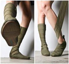 Toms Wrap Boots