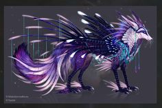 Selenic Stargazer Quillix by Tatchit.deviantart.com on @DeviantArt
