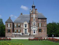 Castle Cannenburch (Vaassen) dates from 1365. The Netherlands