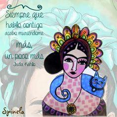 Nueva colección Frida Kahlo.