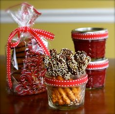 "Holiday Gifts Ideas – Treats with a ""Healthy"" Twist!"