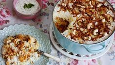 Think we prefer armchair travelling to India with #RickStein rather than Germany. Here's his Chicken and Rosewater Biryani recipe for those who find pork knuckle a bit hard to swallow