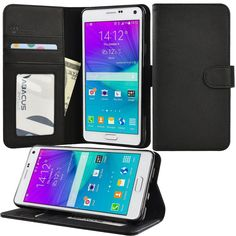 Galaxy Note 5 - Brand New Svelte Wallet Case in Assorted Colors