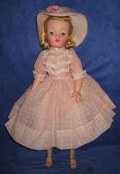 "Vintage Madame Alexander 20"" Cissy Doll - 1958"