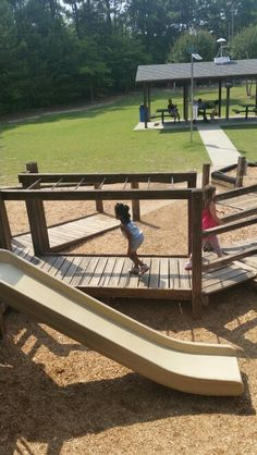 Day 12 Stone Mountain Playground doing the monkey bars