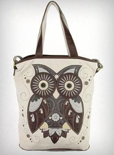 Owl bag :) by neva