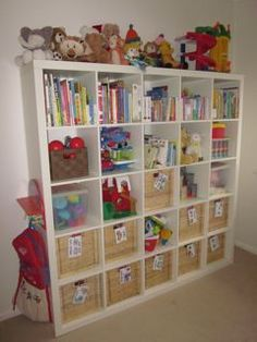 for the boys/ toy room!