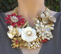 Big Chunky Necklaces Fashion Jewelry Chunky Fashion Statement