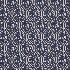 KIMONO - SNORKEL/WHITE. Image: calicocorners.com.