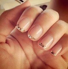 this manicure is so cool