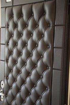 MDF base, polyurethane foam or rubber foam, covered like upholstered furniture. Bedroom Wall Designs, Bedroom Bed Design, Home Decor Bedroom, Kids Bed Design, Sofa Design, Bed Headboard Design, Headboards For Beds, Interior Flat, Leather Wall Panels