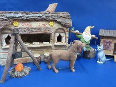 Fairy Garden Miniature Fairy Garden Outdoor / Indoor Highly Detailed - Brand New