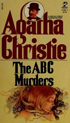 The ABC Murders by Agatha Christie. Pocket Book edition.