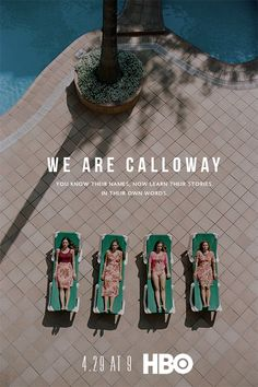 """drogonqueen: """" Addicted15 ↦ Day Nine {A Movie Show Poster} """" We're the producers of We Are Calloway. We control everything. We can frame the conversation how we like. """" """""""