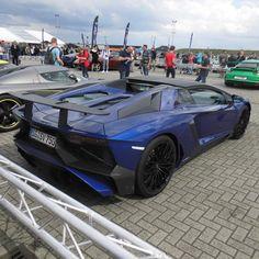 "40 Likes, 1 Comments - Jamie Berlijn (@car.spotting.benelux) on Instagram: ""Lamborghini aventador SuperVeloce roadster lp 750-4 #lamborghini #aventador #superveloce #sv…"""