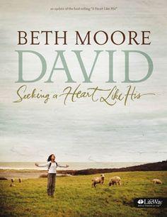 Beth Moore David:  Seeking a Heart Like His-Winter 2013 Life group http://www.trinitytoday.com/life-groups